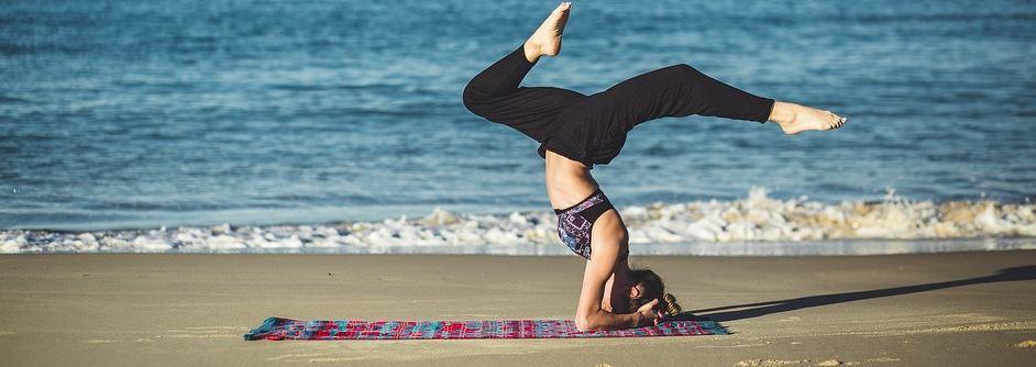 Entspannt durch den Urlaub: Die Reise Yogamatte