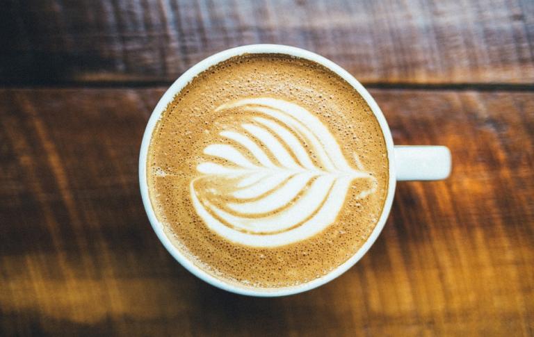 Ein Cafe Crema von Huber Kaffee ist nur zu empfehlen