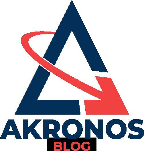 Akronos Blog Logo