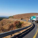 Eine Spedition für Gütertransporte aller Art